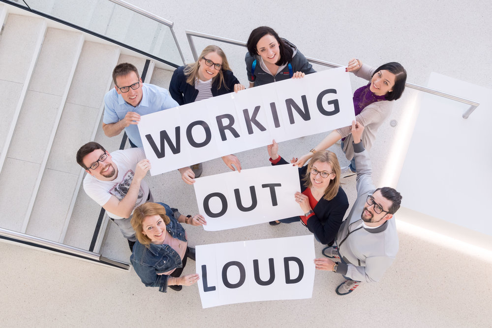 Working Out Loud Banner at Bosch.jpg