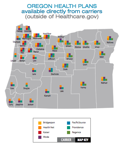 OregonHealthPlansOffMarketplace