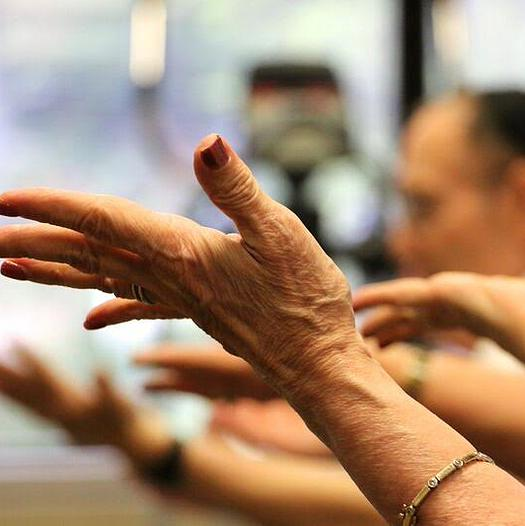 Kula for Karma - Yoga for Seniors
