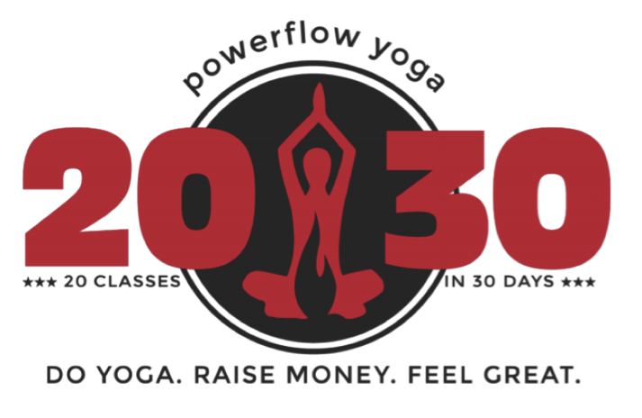 Powerflow's 20 in 30 Challenge