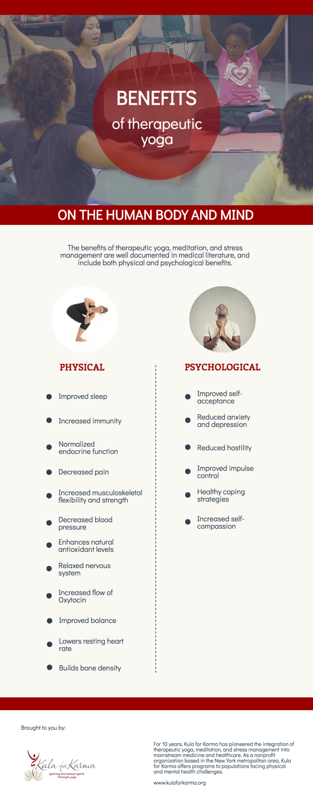 The Benefits of Therapeutic Yoga