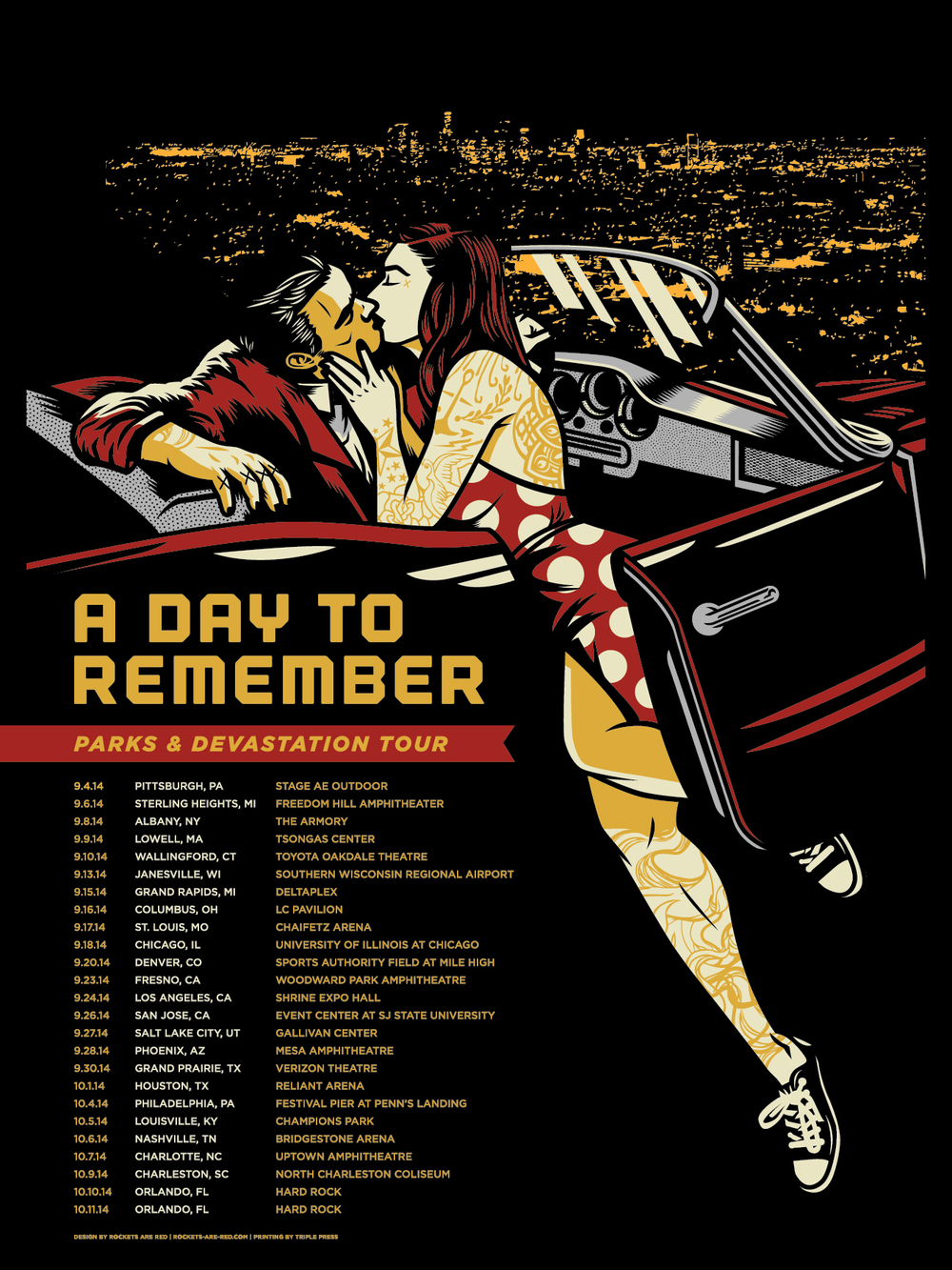 A day to remember rockets are red voltagebd Choice Image