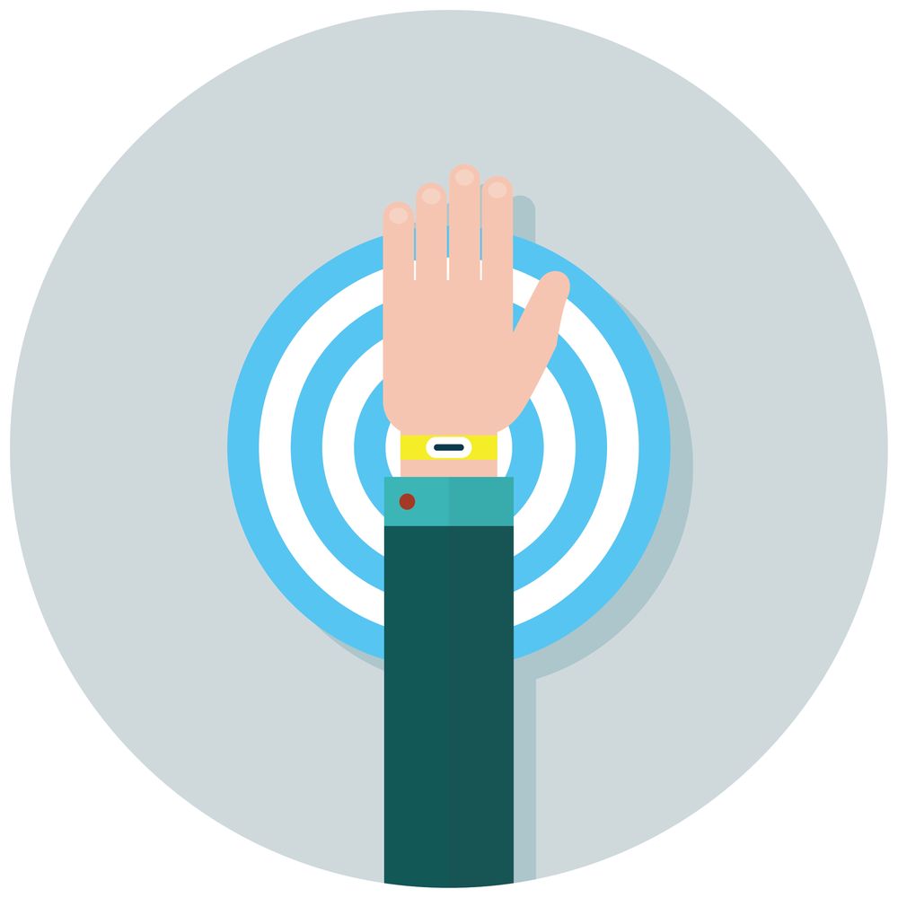 Use RFID tracking to boost sales and engage attendees.