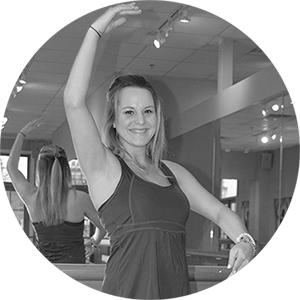 Krista started barre classes when she was 22 weeks pregnant and attended 65 classes before the birth of her little boy.  Read her story...