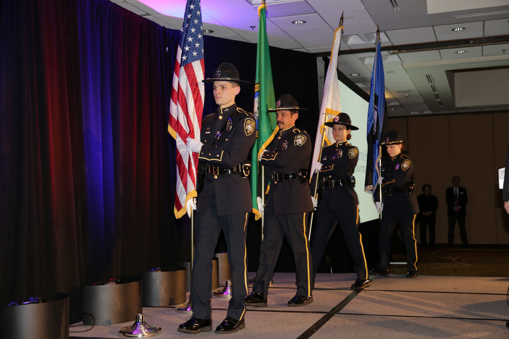 Annual Bellevue Police Foundation   Service Award    Learn More