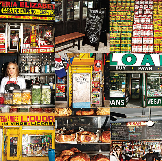 New York Magazine photo for article on gentrification