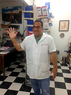 Manny (Owner Pharmacist Chief Bottle Washer)