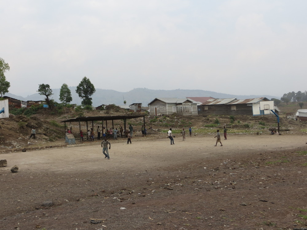 Goma Soccer Field