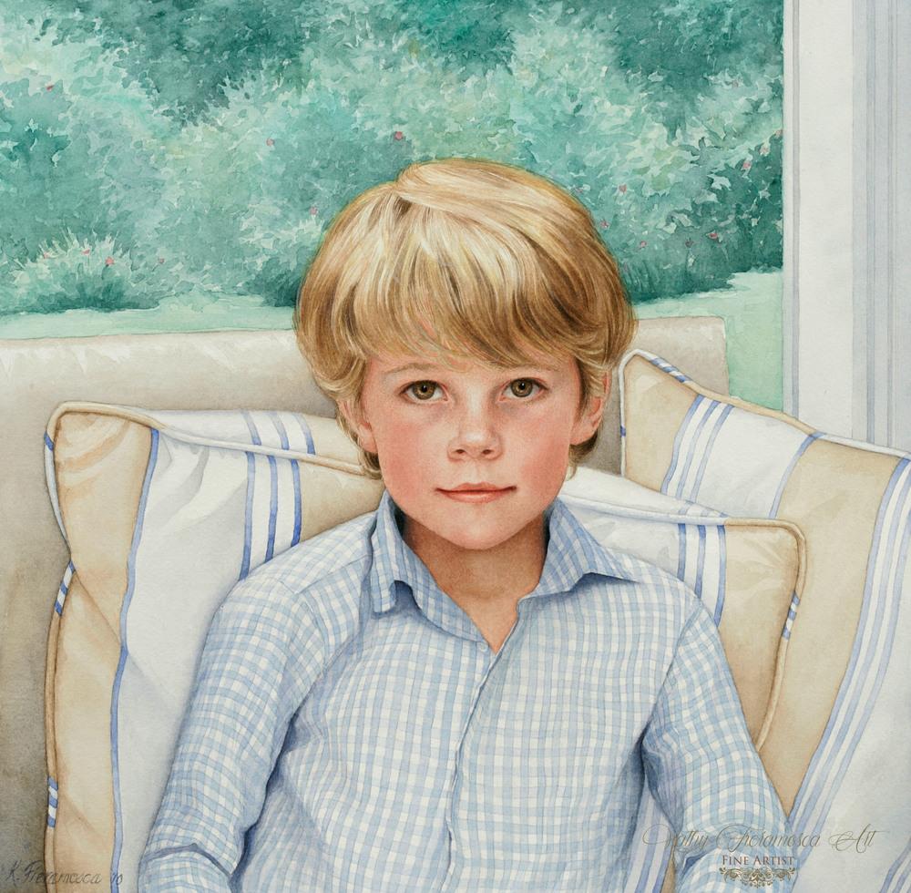 Grandson Humphrey