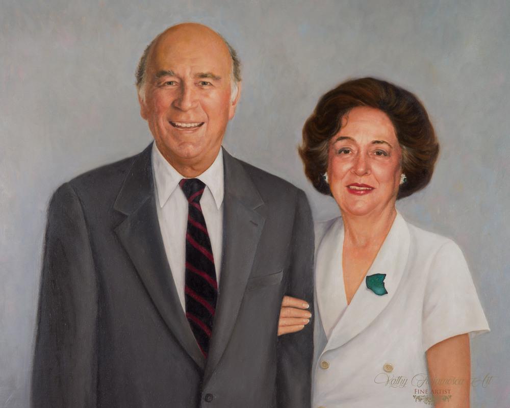 Mr. and Mrs. Alvaro Garces