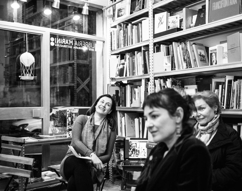 Libreria Marini - © Martha Micali