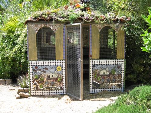 Kathy Lafleur's Amazing Chicken Coop