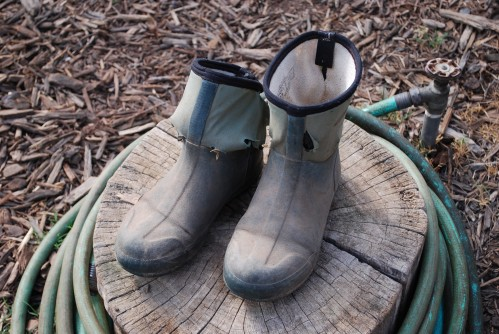 These Boots Are Made For Gardenin'