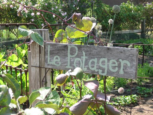 The Humble Potager