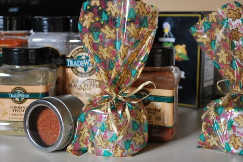 Give The Gift Of Home-Made Blackened Rub
