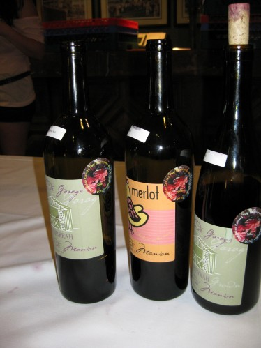 Domaine de Manion Bronze, Silver, and Gold Winners