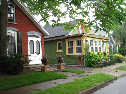 Buffalo's Historic Cottage District
