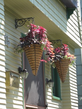 Beautiful Baskets Welcome
