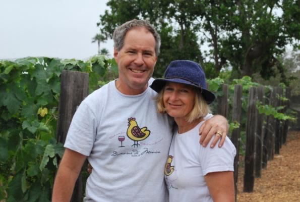 John and Bonnie Manion