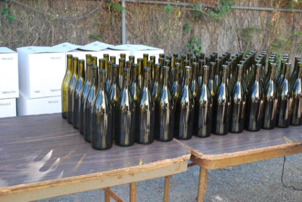 Bottling The Treasured Vintage