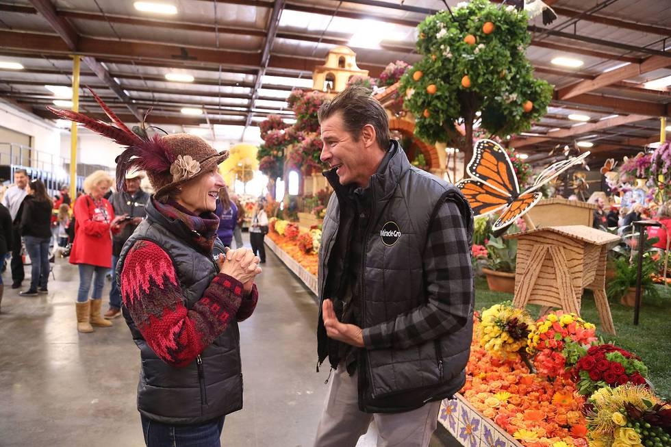 A Nice Chat With Ty Pennington