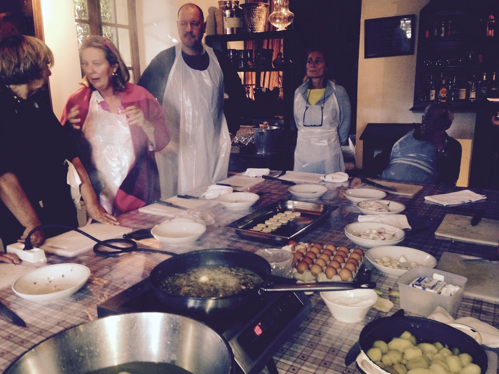 cooking classes — bonnie jo manion