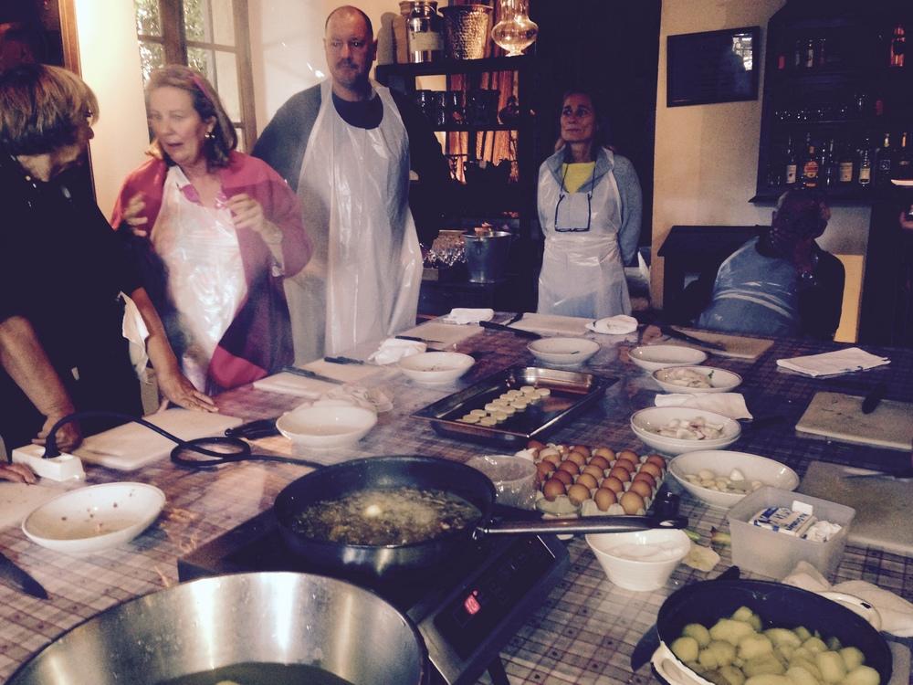 La Petite Maison de Cucuron Cooking Class