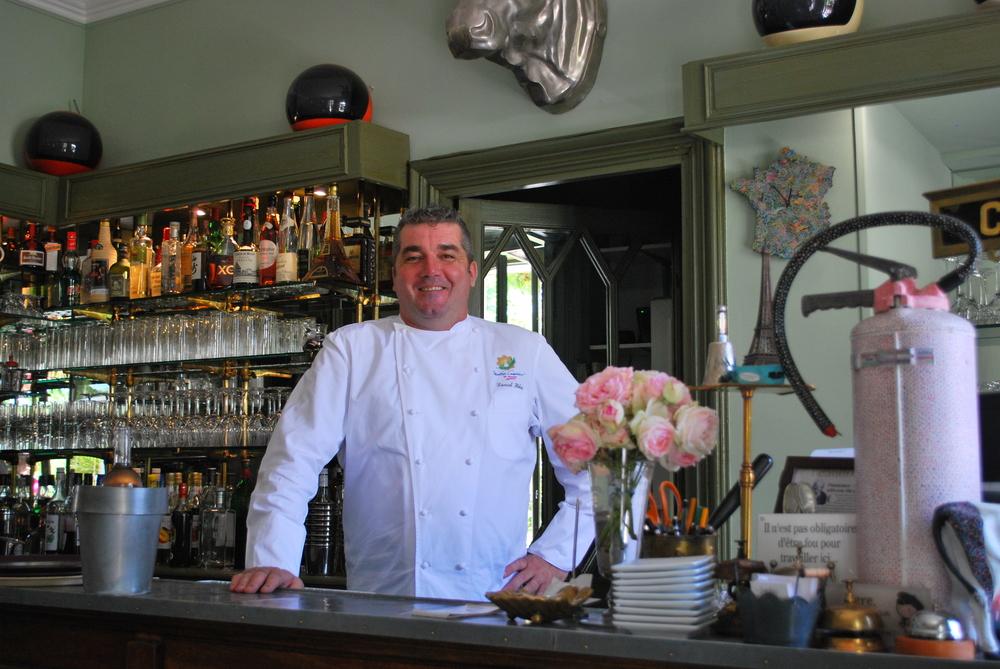 Chef Daniel Hebet