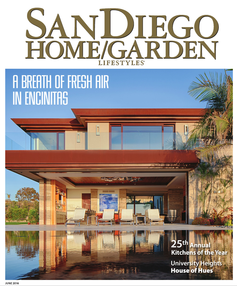 San Diego Home/Garden June 2016