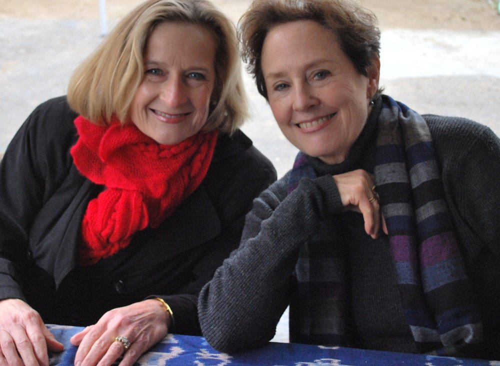 Meeting Alice Waters at Chinos Farm, Rancho Santa Fe, December 2013