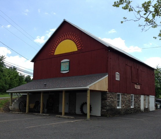 Rising Sun Inn Barn