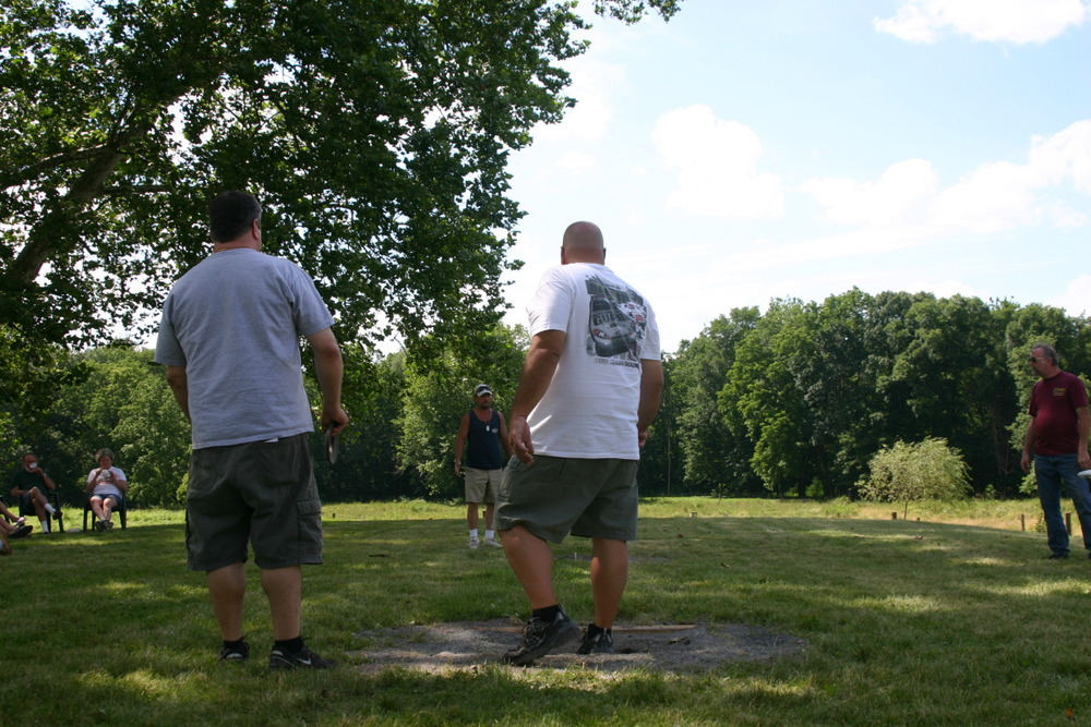 Rising Sun Inn Quoits Tournament