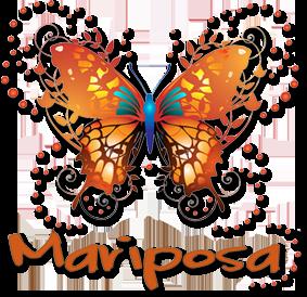 Mariposa Beach Suites Logo