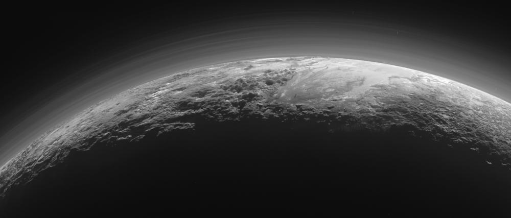 New Horizons #Plutoflyby