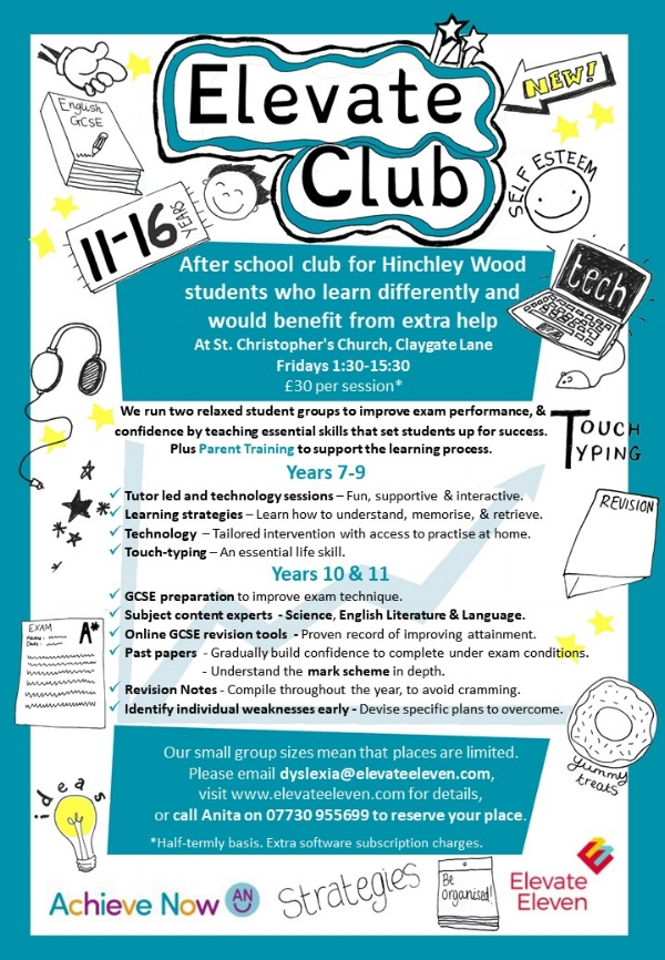 Hinchley Wood Elevate Club Flyer St Chrisophers.jpg