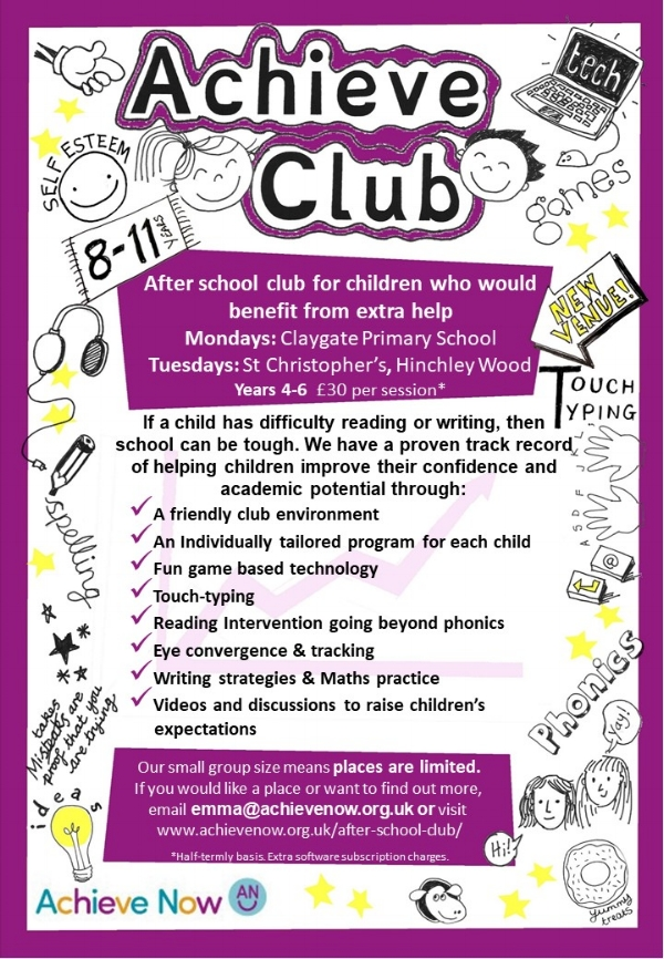 Achieve Club  Claygate St Christophers less text.jpg