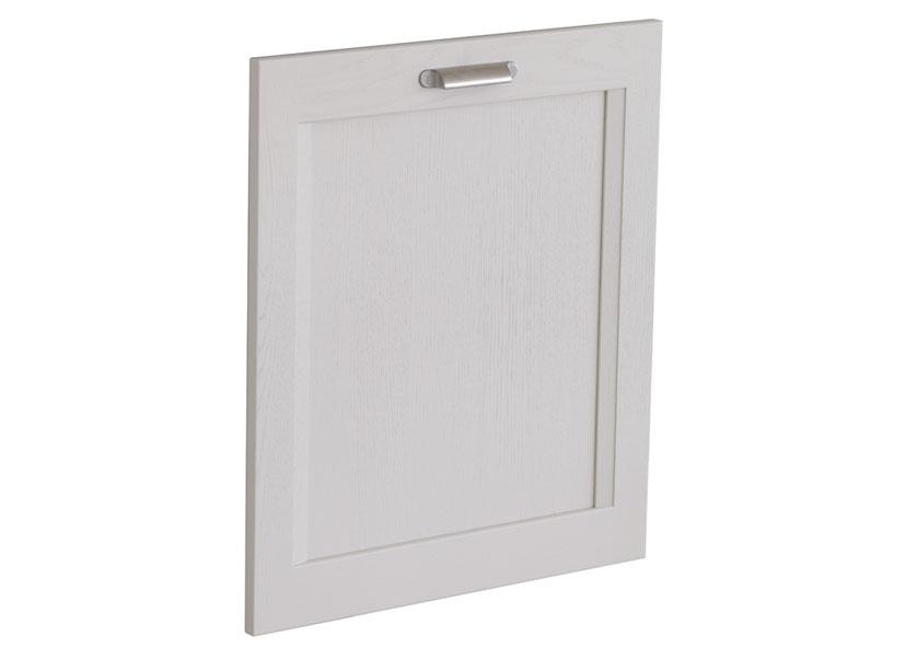 Open pore lacquered oak door (smooth framed door)