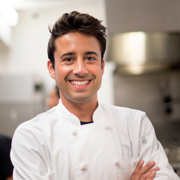 "Slapfish Founder, Chef Andrew Gruel - Star of ""Say it to My Face"" on A&E's FYI Network"