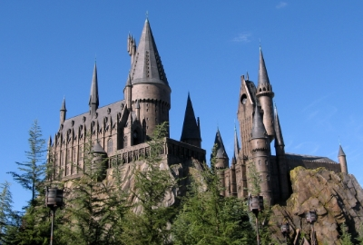 The Wizarding World of Harry Potter in Orlando. (Source: Wikipedia)