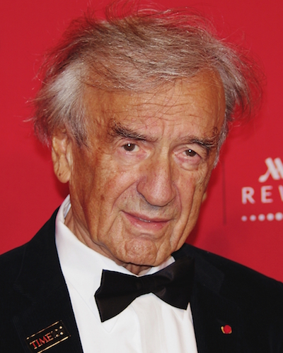 Elie Wiesel (Source: Wikipedia)