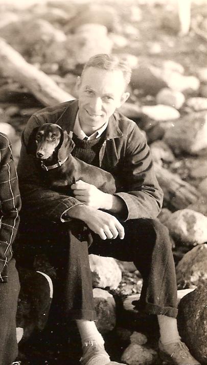 E.B. White (Source: Wikipedia)