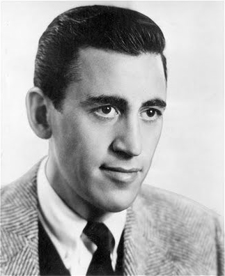 J.D. Salinger (Source: Wikipedia)