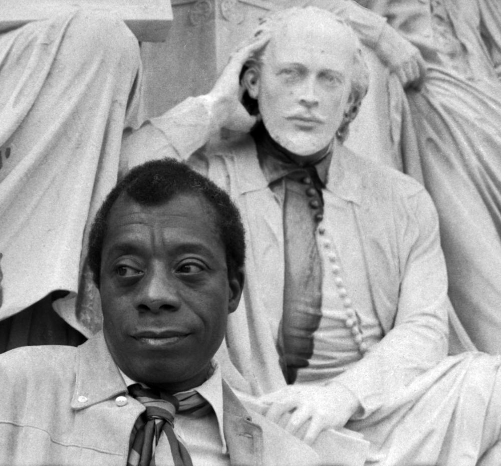 James Baldwin (Source: Wikipedia)