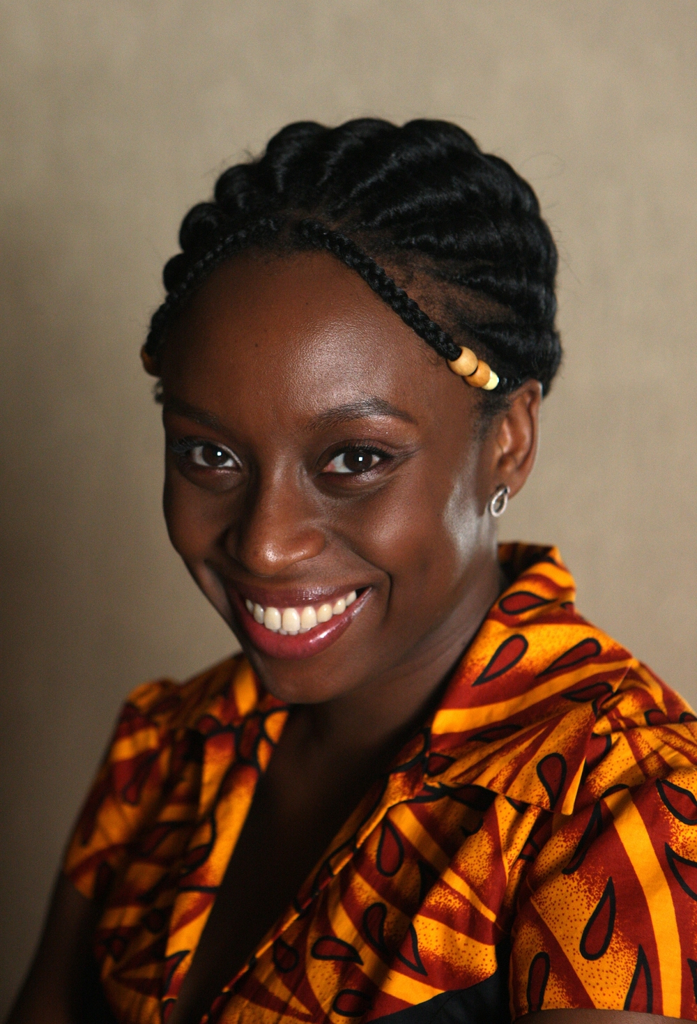 Chimamanda Adichie (Source: Wikipedia)