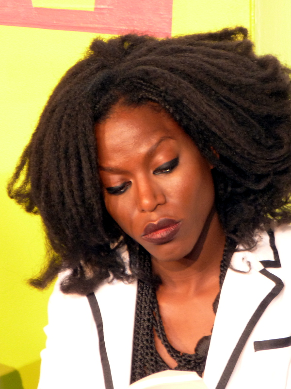 Taiye Selasi (Source: Wikipedia)