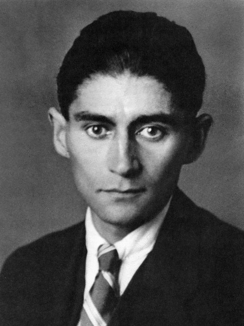 Franz Kafka (Source: Wikimedia Commons)