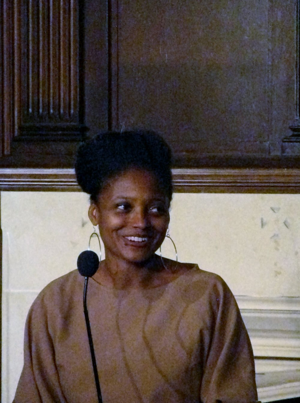 Tracy K. Smith (Source: Wikipedia)