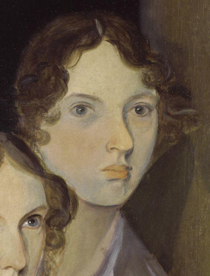 Emily Brontë (Source: Wikimedia)