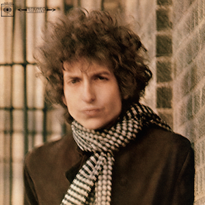 THE COVER OF BLONDE ON BLONDE (SOURCE: WIKIPEDIA)