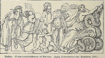 MEDEA (Source: WIKIPEDIA)